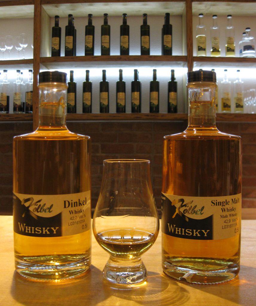 Dinkel und SingleMalt-Whisky